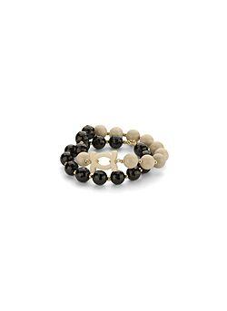 Due Amanti - Bracelet Ensenada Pearls - Cream