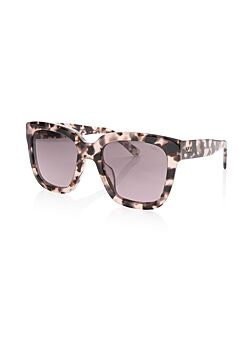 Ikki - Sunglasses Holly - Pink Tortoise