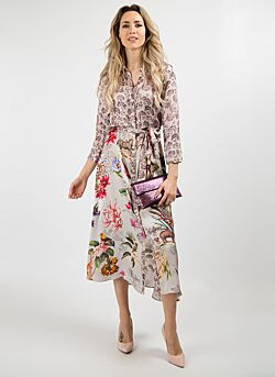 Yess - Dress Gryte - Print Jungle