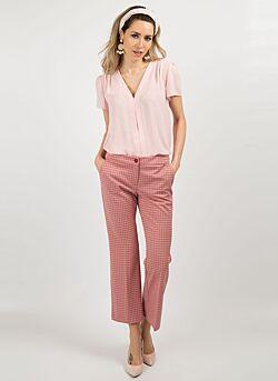 Nenette - Pants Eusebio - Pink