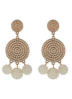 Club Manhattan - Earrings Carnival - Gold