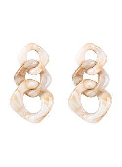 Club Manhattan - Earrings Jane - Sand