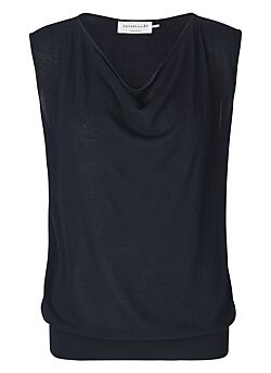 Rosemunde - Top Pavia - Navy