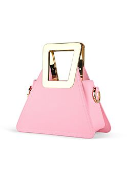 Kat Maconie - Fuji Mini Leather Pink