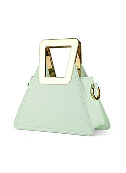 Kat Maconie - Fuji Mini Leather Mint