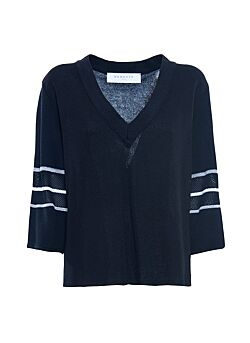 Nenette - Sweater Marshall - Blue
