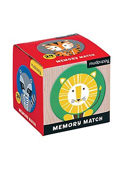 Mini Memory Game/Geometric Animals
