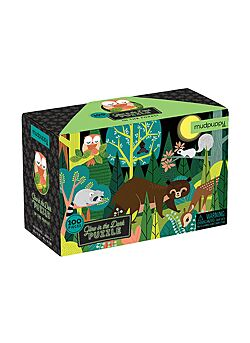 Glow in Dark Puzzle/In the Forest