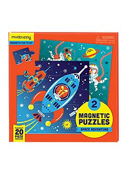 Magnetic Fun/Space Adventure