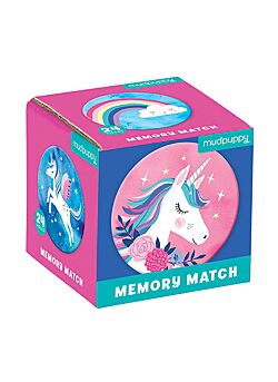 Mini Memory Game/Unicorn Magic