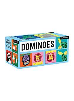 Domino Wilde Dieren