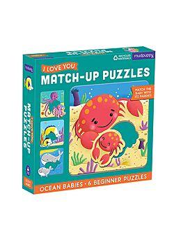 Match-Up Puzzle/Ocean Babies