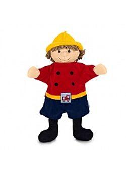Handpop Brandweerman
