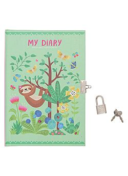 My Diary/Tropical Sloth