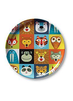 Plate - Animalia