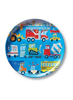 Plate/Busy Vehicles