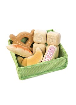 Mandje met Brood