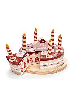 Chocolade Verjaardagscake