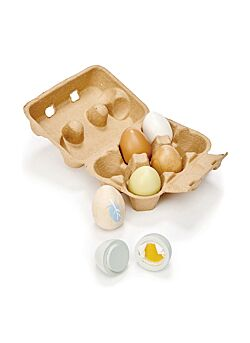 6 eitjes
