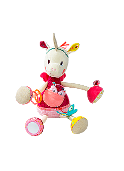 Louise actie-eenhoorn
