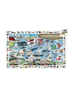 Puzzel Luchtvaart Club - 200 stukken