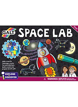 Explore and discover - Space Lab