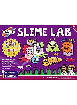 Explore and discover - Slime Lab