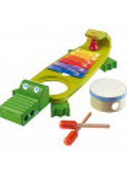 Klankkrokodil - Muziekinstrumenten