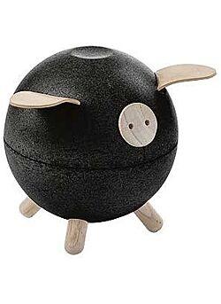 Spaarvarken - Zwart