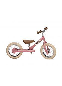 Trybike Metaal vintage roze, 2 wieler
