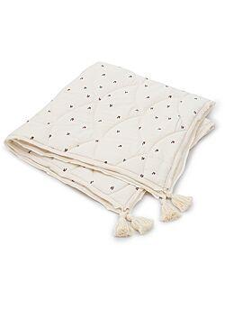 Konges Slojd Babyquilt cotton : speelkleed: cherry