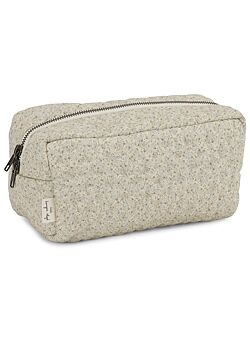 KONGES SLOJD: QUILTED TOILETRY BAG