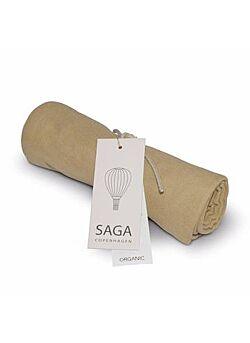 Saga Copenhagen: muslin doek: mustard