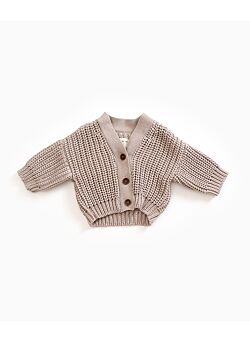 PLAY UP: Knitted Jacket