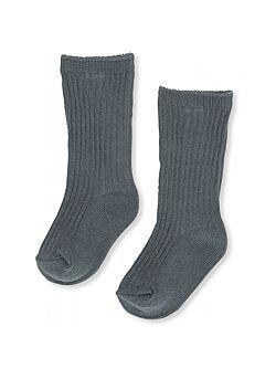 Konges Slojd: sock rib: teal