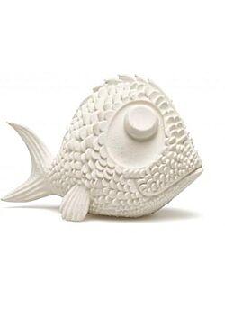 LANCO: natuurrubberen volledig witte vis