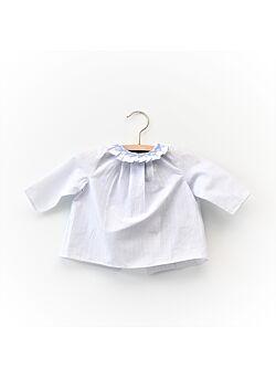 CYRILLUS Paris-Allen-blouse met mooie zilverdraad in