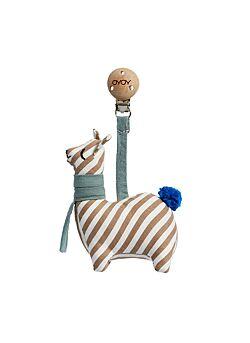 Oyoy: buggy clip: lama