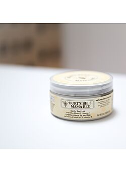 Burts bees -mama -belly butter