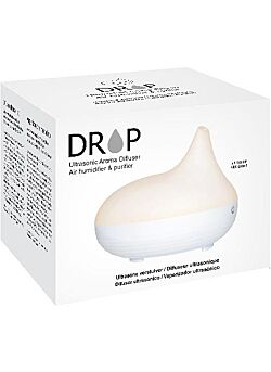 Drop Ultrasonic verstuiver / verdamper/ aromatherapie