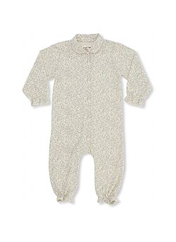 KONGES SLOJD: ONESIE WITH COLLAR: MELODIE