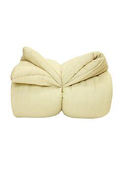 la petite collection: super zacht deken: vanille