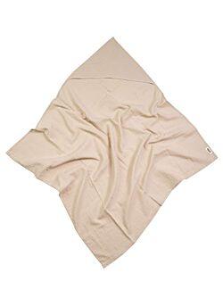LILLE: muslin hoodie: beige