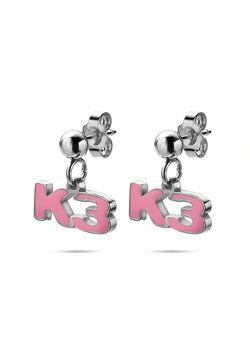 Collection K3, boucles d'oreilles, K3