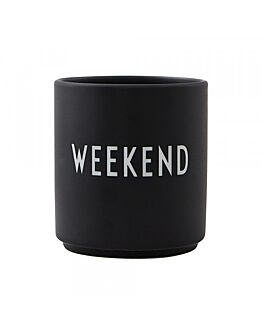 Favourite Cup Ceramics WEEKEND