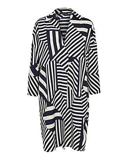 SLFAleena-Tonia 7/8 AOP Short Dress B