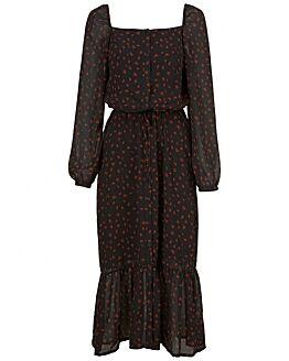 Valery print dress