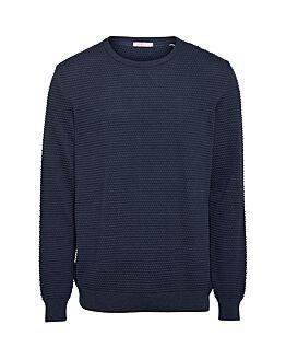 FIELD o-neck sailor knit - GOTS/Vegan
