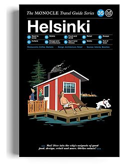 Helsinki. The Monocle Travel Guide Series