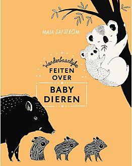 Wonderbaarlijk feiten over babydieren